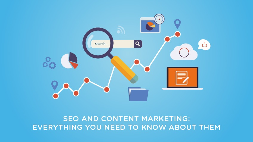 How is content marketing important for SEO?