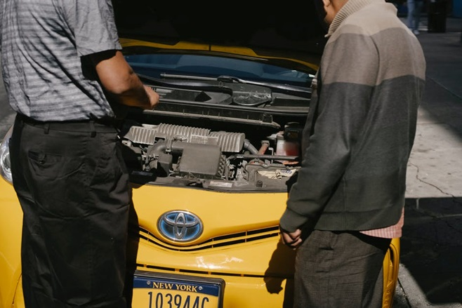 What to Do With a Car That's Failed Its Vehicle Inspection